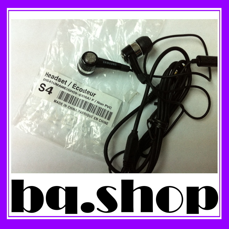 Original & New SAMSUNG Headset Handsfree GH59 for I9000