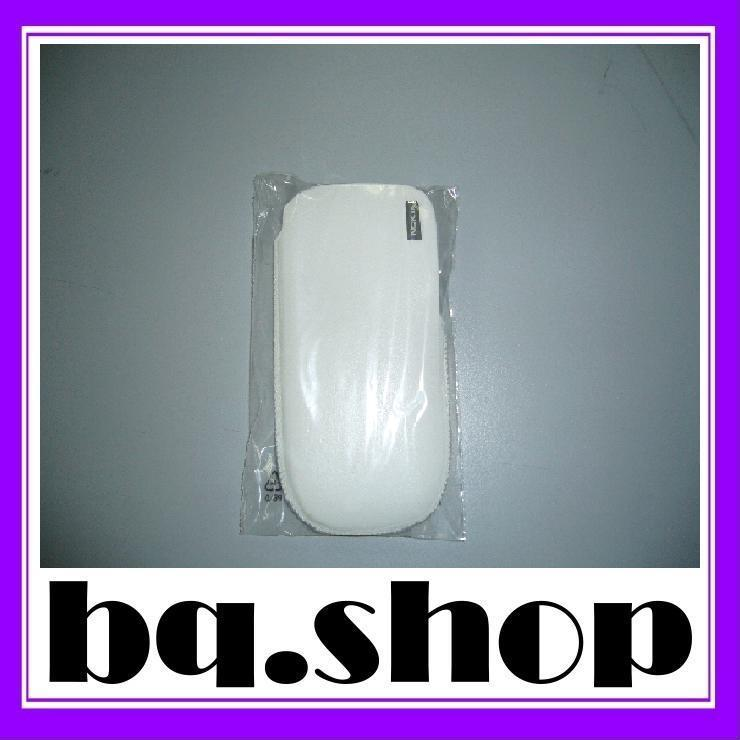 100% Original Brand New Nokia C7 Case Pouch Cover White