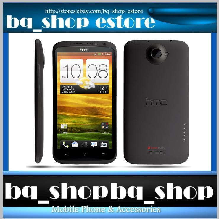 HTC One XL 4G 16GB LTE Black X325e
