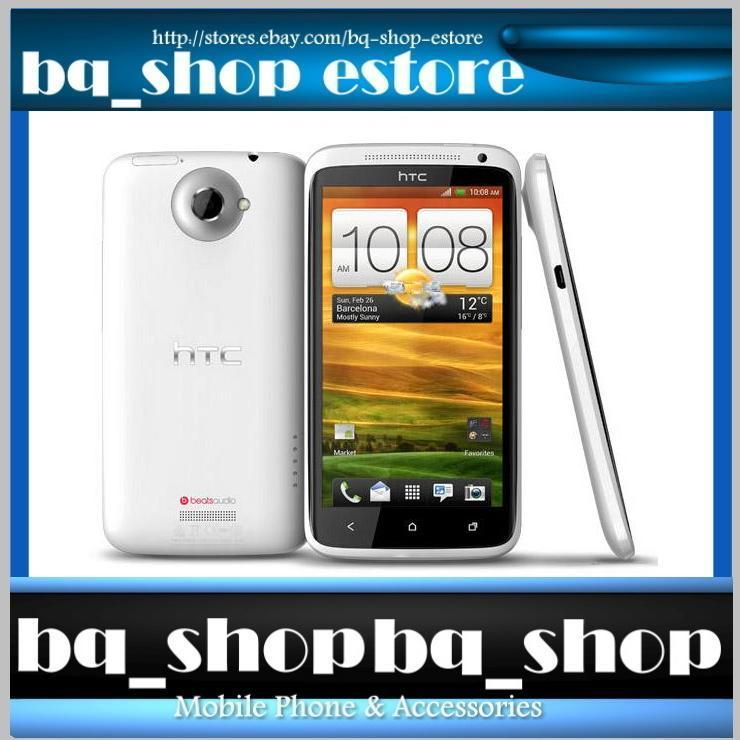 HTC One XL 4G 16GB LTE White