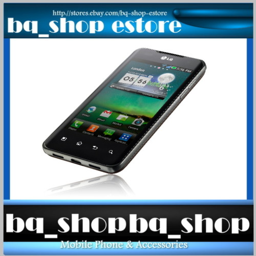 LG Optimus 2X Black P990