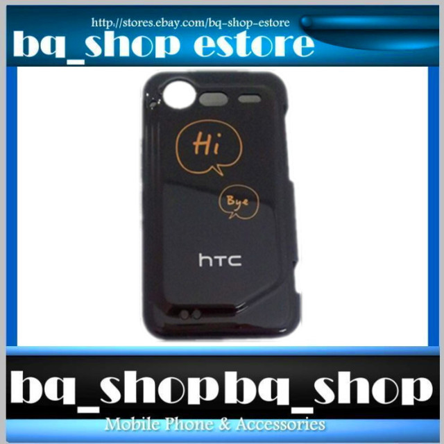 Original Brand New limited Editon HTC Wildfire S Black Hard Case