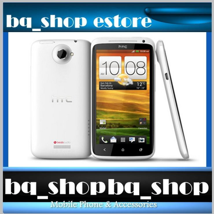 HTC One X 16GB White S720e
