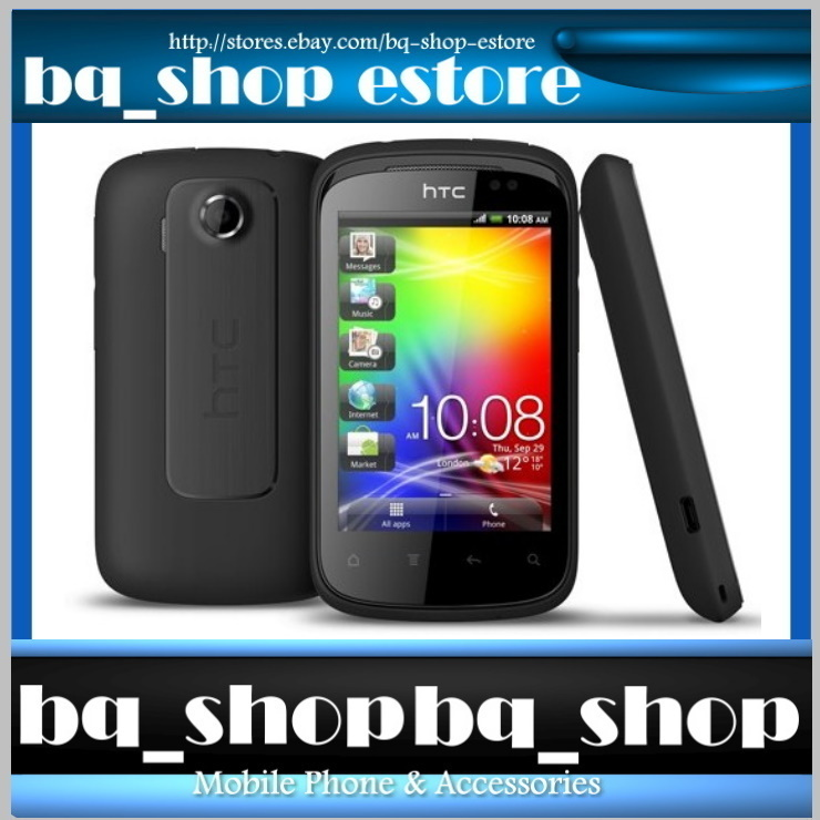 HTC Explorer Black A310