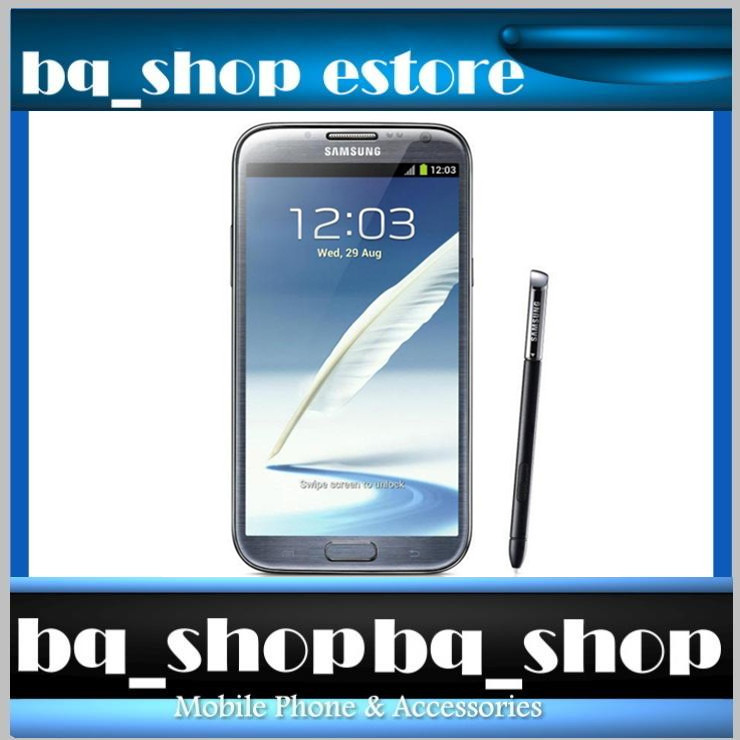 Samsung Galaxy Note II N7100 Titanium Grey