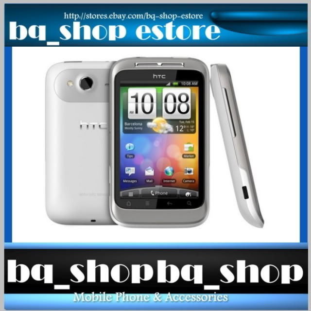 HTC Wildfire S White A510E