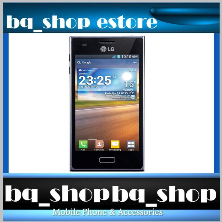 LG Optimus L7 Black P700,P705