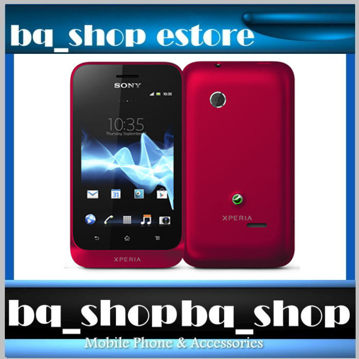 Sony Xperia TIPO Red ST21i