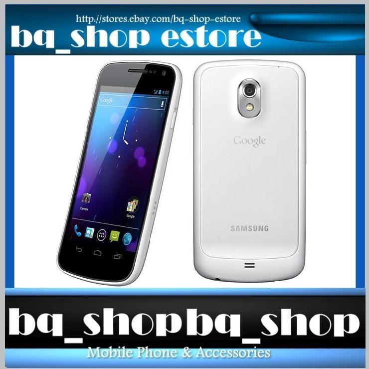 Samsung Galaxy Nexus I9250 white
