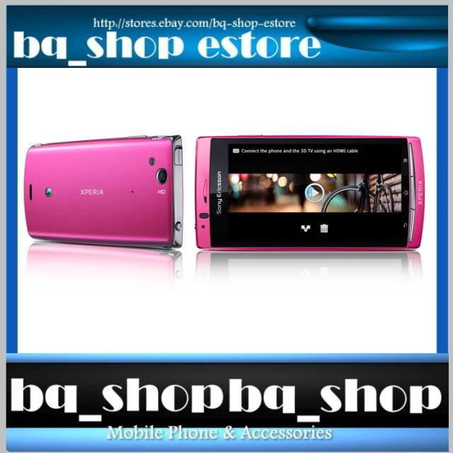Sony Ericsson Xperia S Pink LT18i