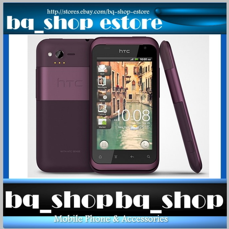 HTC Rhyme Purple S510B