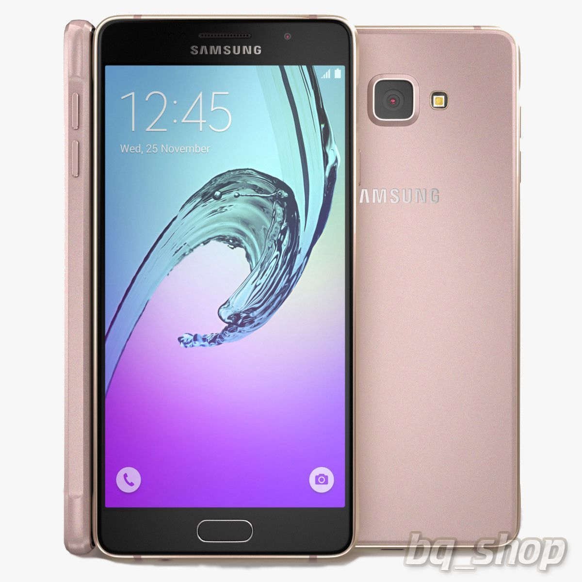 "Samsung Galaxy J7 (2016) J7108 Pink Octa-core 5.5"" S.AMOLED 13MP"
