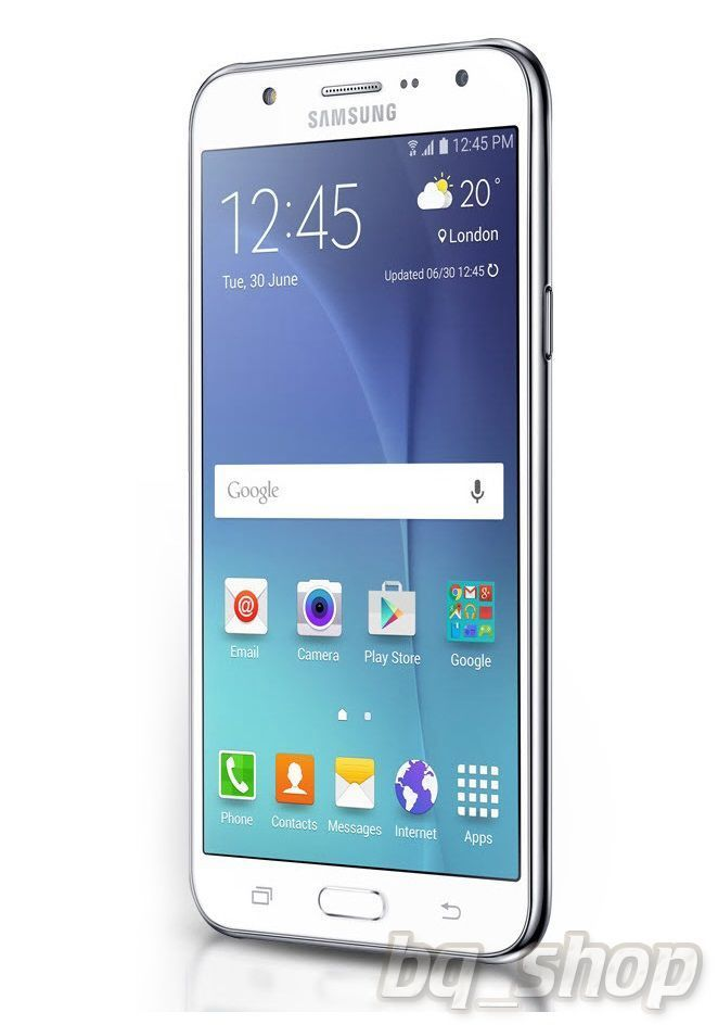 "Samsung Galaxy J7 (2016) J7108 White Octa-core 5.5"" S.AMOLED 13M"
