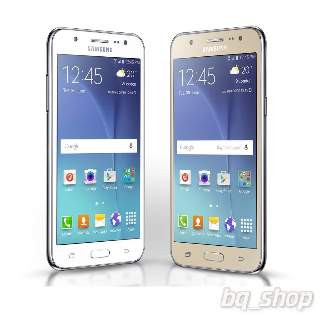 "Samsung Galaxy J5 (2016) J5108 White 5.2"" S.AMOLED 13MP Android"