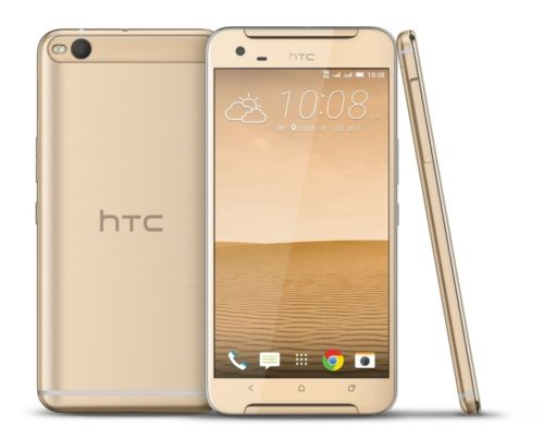 "HTC One X9 Gold Dual Sim 32GB 5.5"" 3GB Ram Octa-Core 13MP Androi"