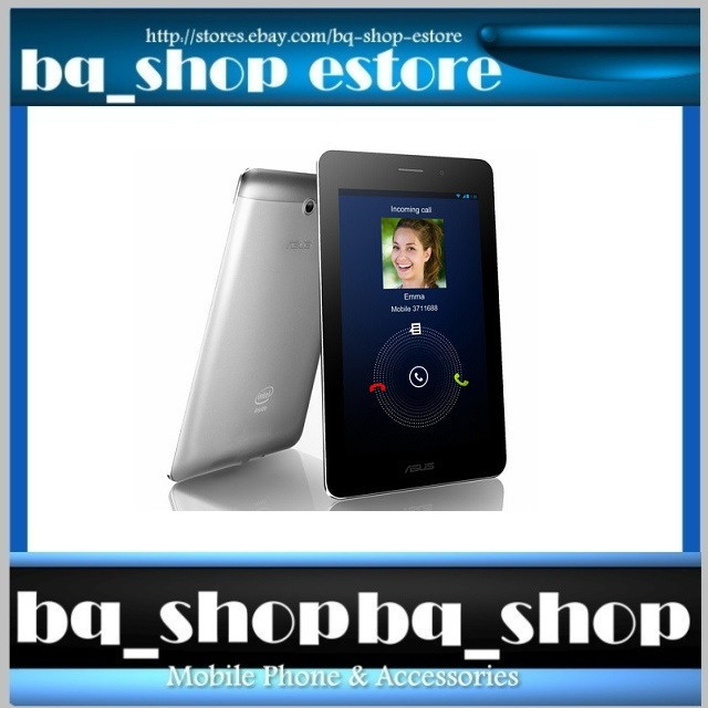 "ASUS FonePad Android 3G+WIFI Titanium Grey 7"" Tablet Phone"