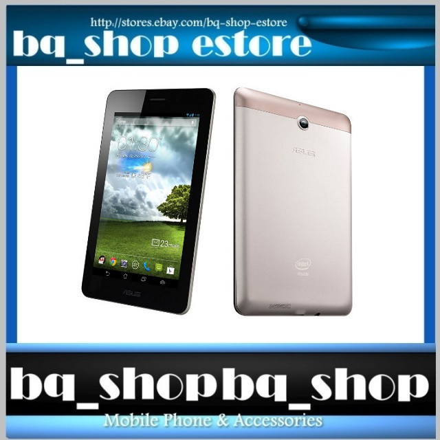 "ASUS FonePad Android 3G+WIFI -Champagne Gold 7"" Tablet phone"