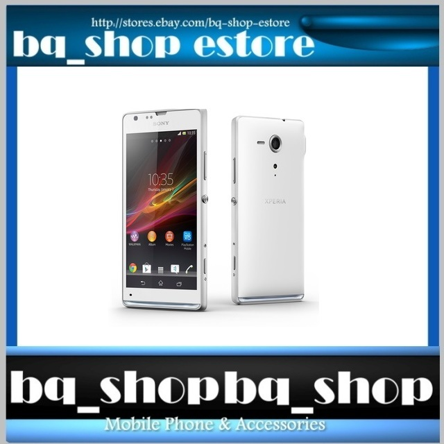 Sony Xperia SP C5303 WHITE