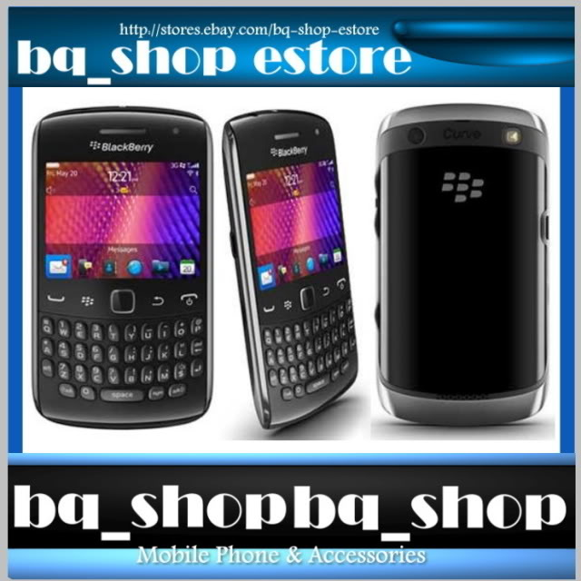 BlackBerry Curve 9360 Black