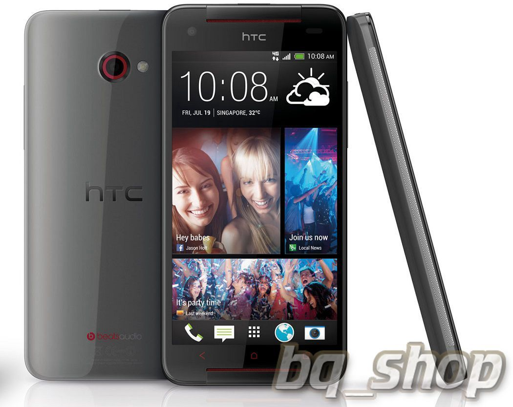 HTC Butterfly S 9060 Dual SIM Black