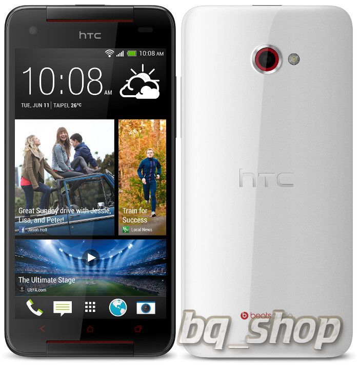 HTC Butterfly S 901 White