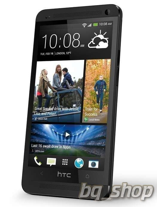 HTC One 801n 801s 32GB Black
