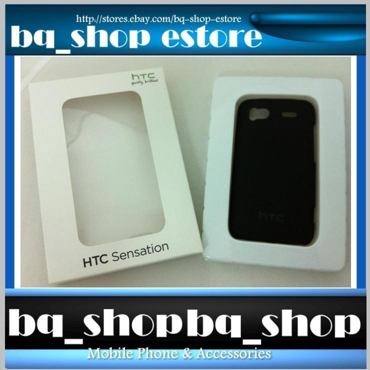 Original Brand New HTC Sensation Black Hard Case