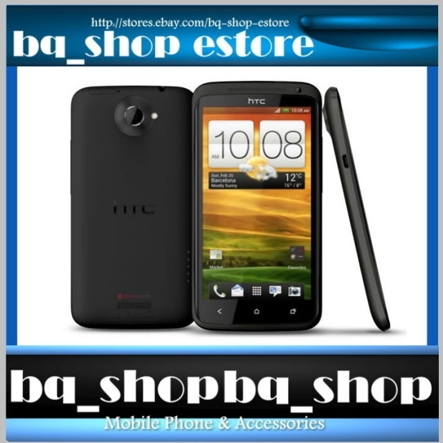 HTC One X 32GB Black S720e