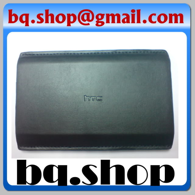 Original HTC Leather Case Pouch for HTC Touch Diamond 2