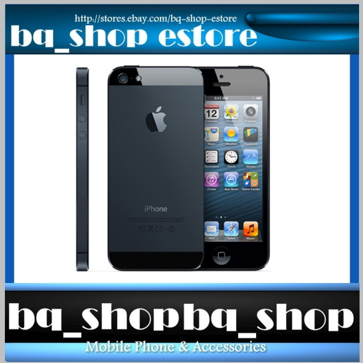 I Phone 5 Black 16GB