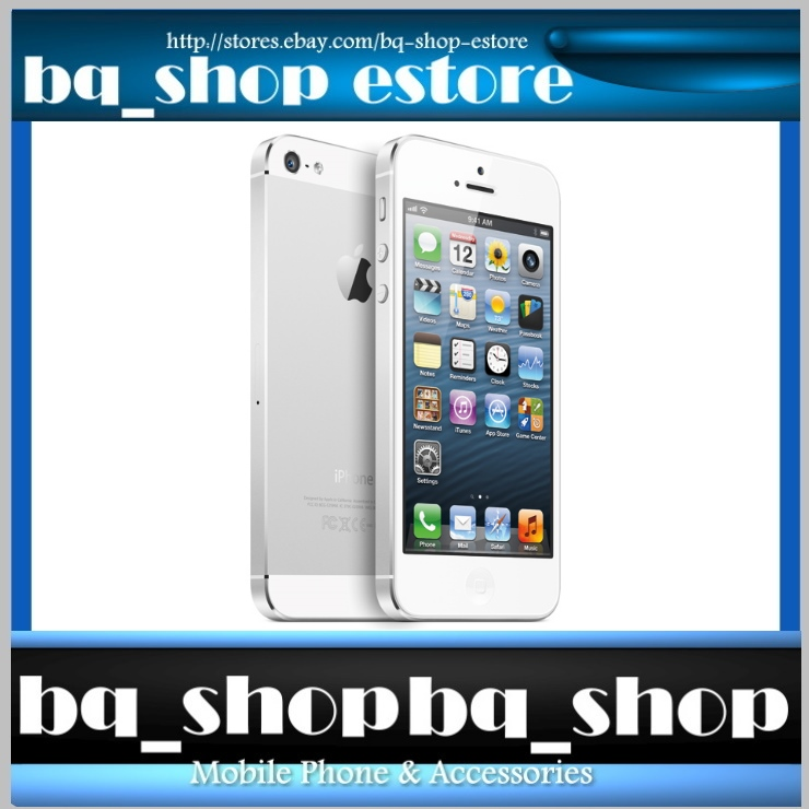 I Phone 5 White 16GB