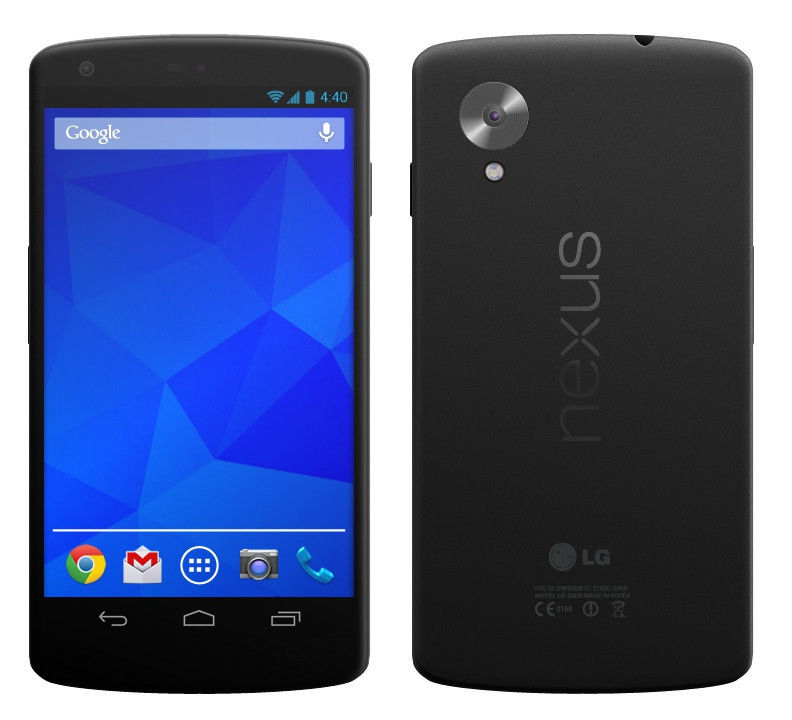 LG Nexus 5 D821 32GB Black
