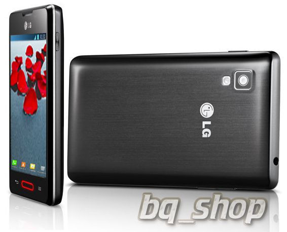 LG Optimus L4 II Dual E440 Black