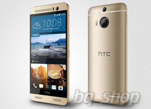 NEW HTC One M9+ Gold
