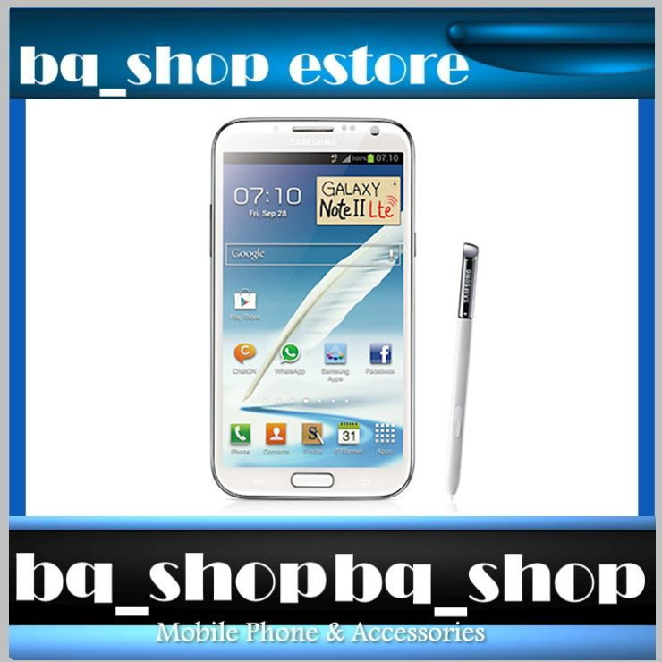 Samsung Galaxy Note II LTE N7105 White