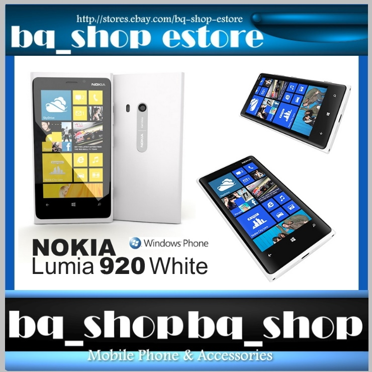 Nokia Lumia 920 White 32GB