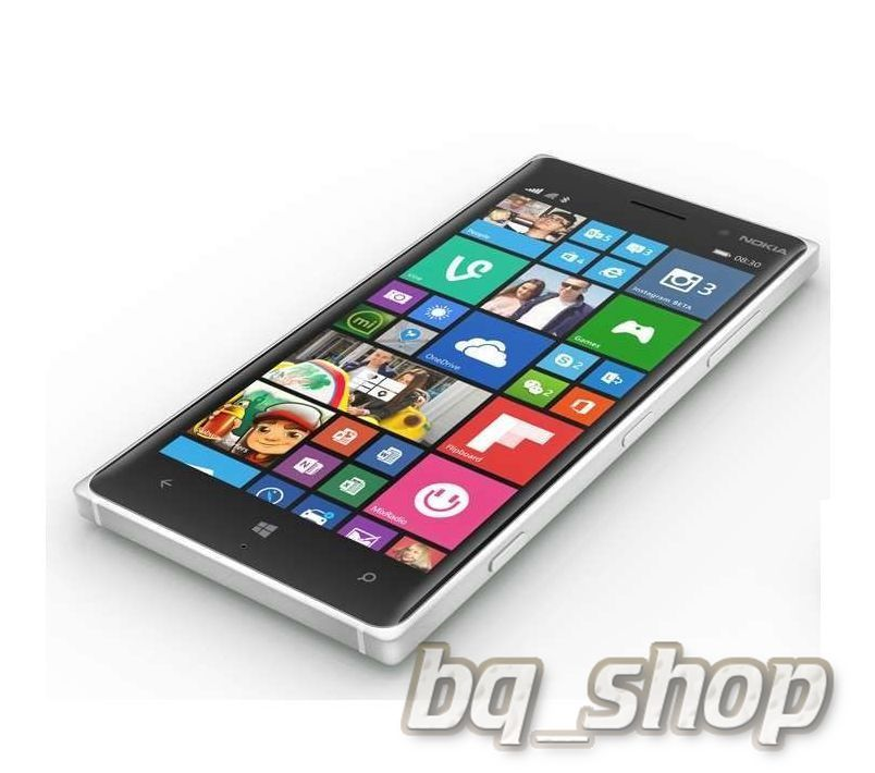 "Nokia Lumia 830 White 5.0"" 16GB"