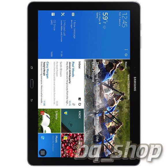 "Samsung Galaxy Note Pro 12.2"" P900 black"