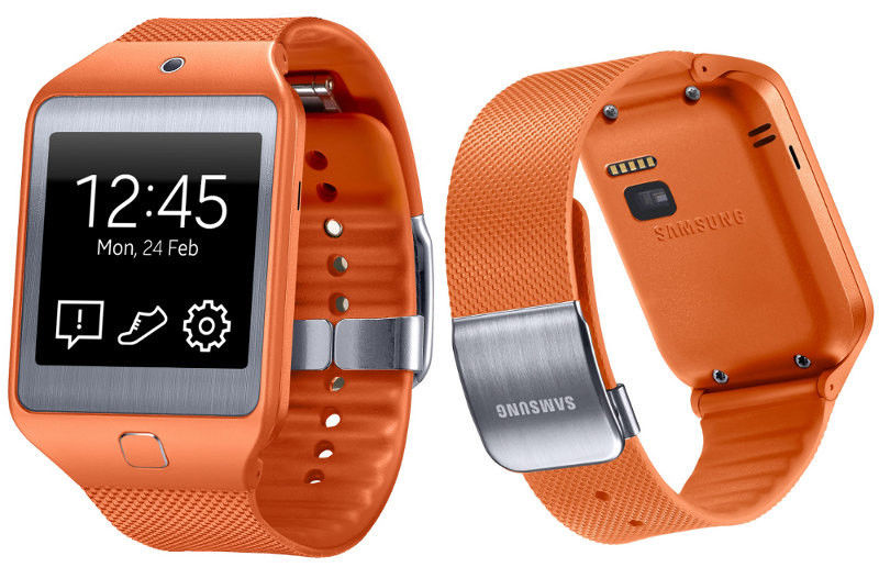 Samsung Galaxy Gear 2 Neo Orange