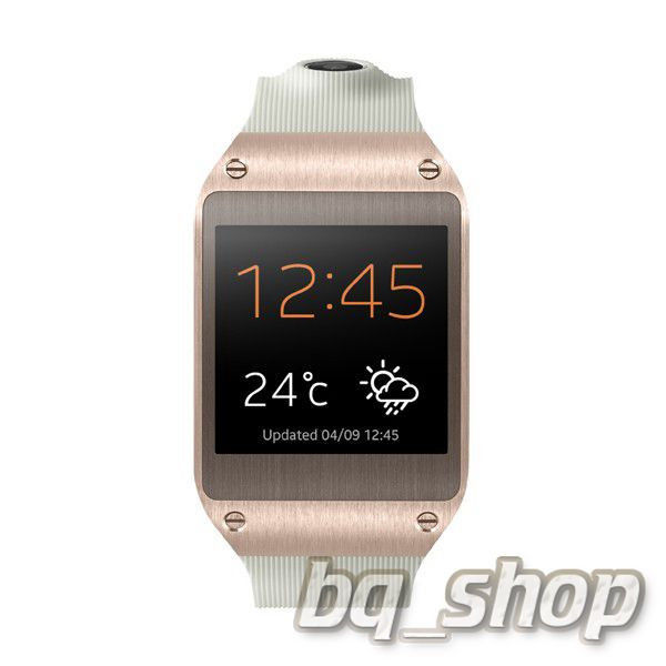 Samsung Galaxy Gear V7000 V700 Smart Watch Gold