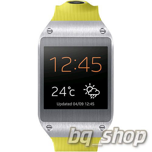 Samsung Galaxy Gear V7000 V700 Smart Watch Green