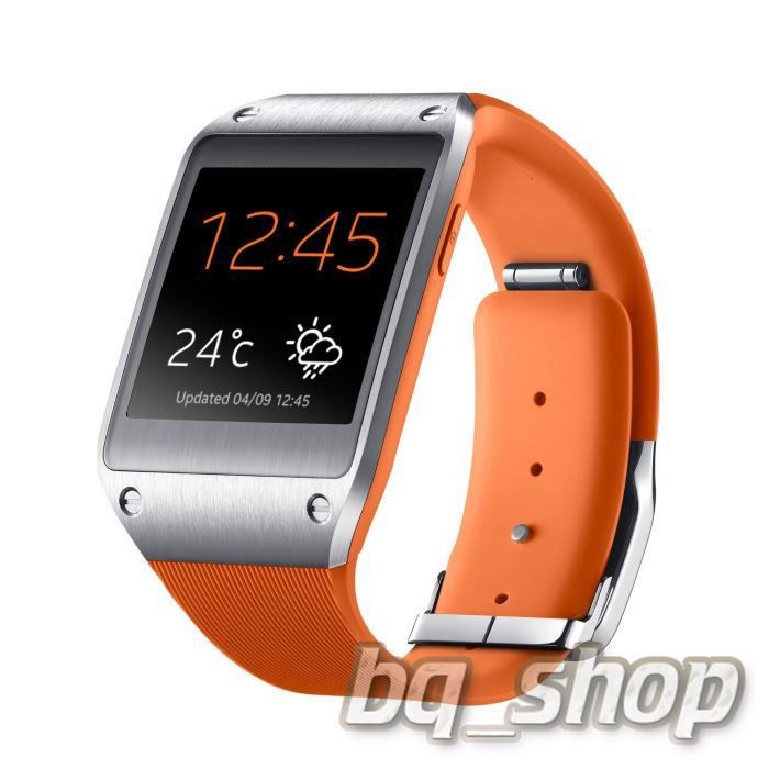 Samsung Galaxy Gear V7000 V700 Smart Watch Orange