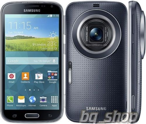 Samsung Galaxy K Zoom C115 Black