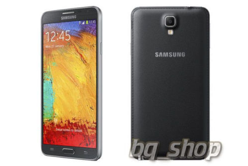 Samsung Galaxy Note 3 Neo Duos N7505 Black