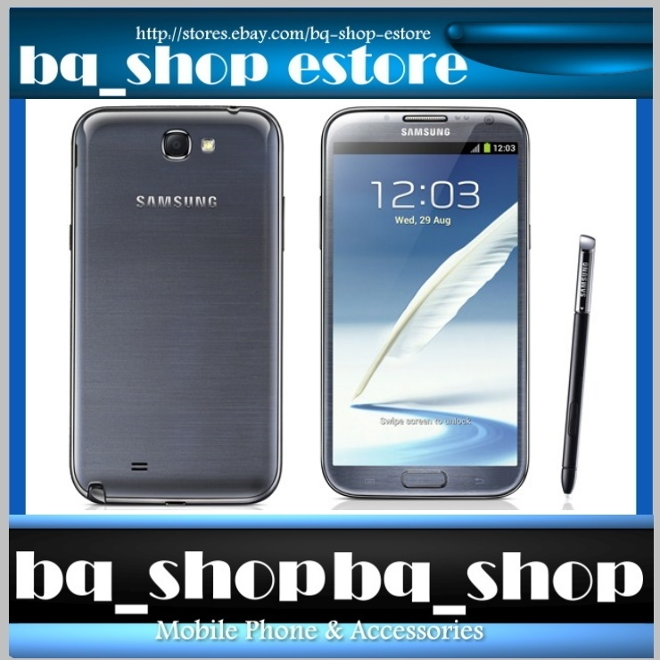 Samsung Galaxy Note II LTE N7105 Grey
