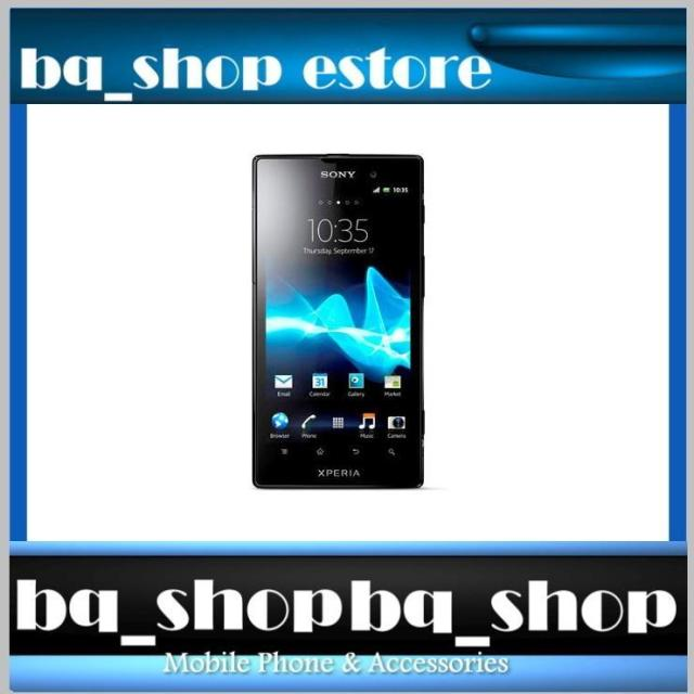 Sony Xperia Ion Black LT28h