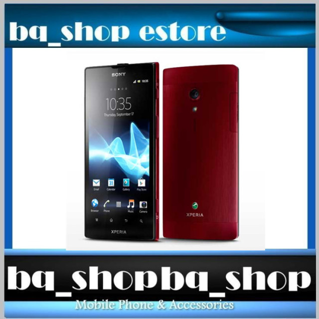 Sony Xperia Ion Red LT28h