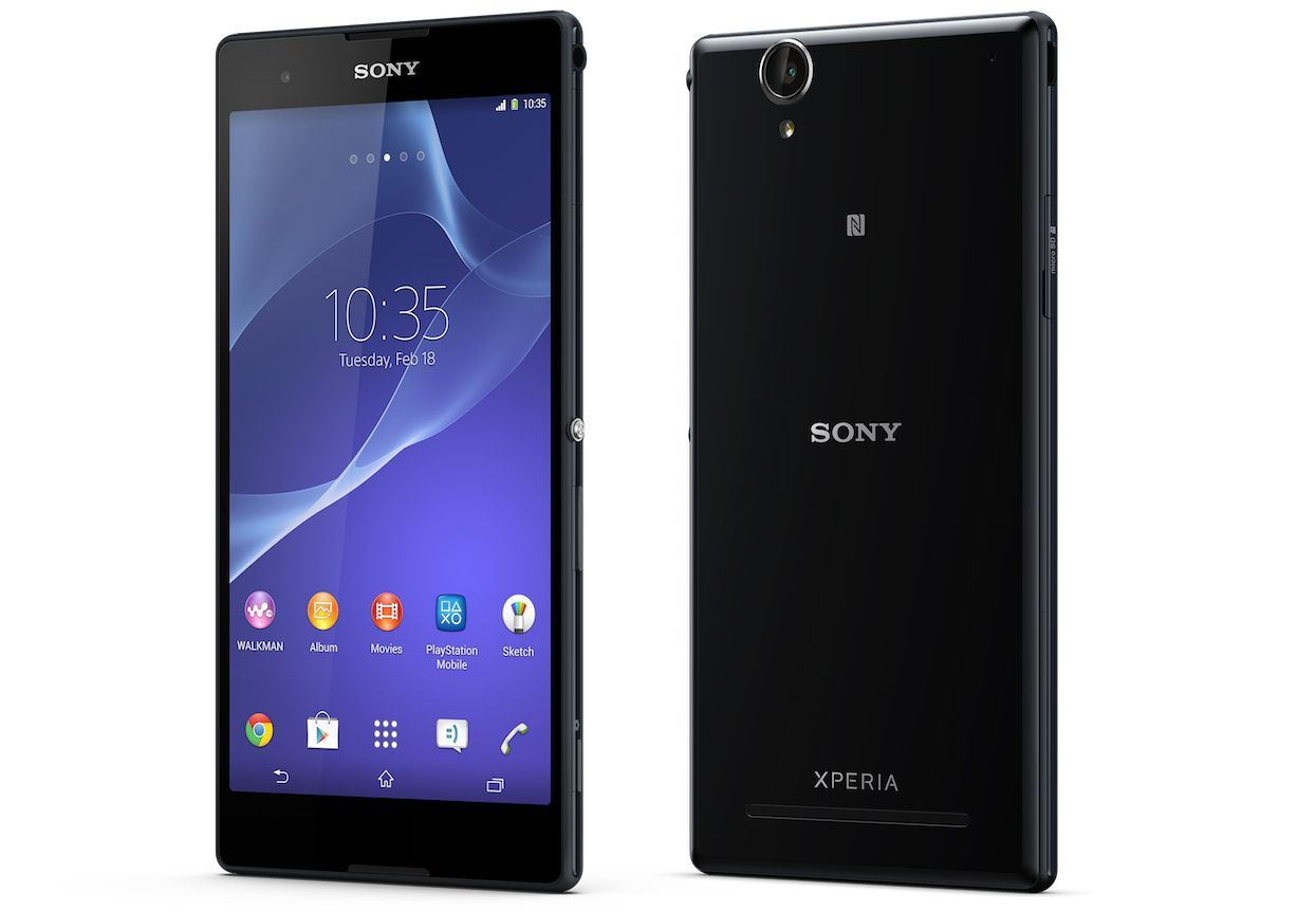 Sony Xperia T2 Ultra D5303 Black