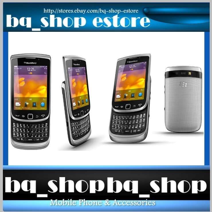 BlackBerry Torch 9810 Gray