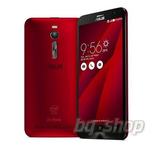 "ASUS ZenFone 2 ZE500CL 5"" 16GB Red"